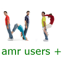 amr users plus icon